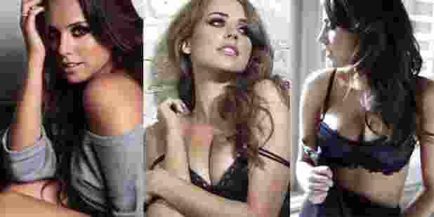 Candy-Rae Fleur, WAGs Cantik Kekasih Pemain MU Daley Blind2