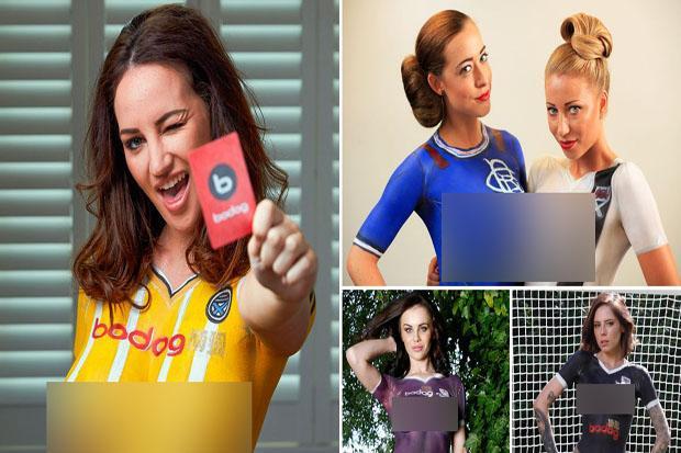 Klub Bola ini Perkenalkan Jersey Baru Gunakan Model Topless