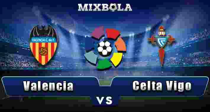 Valencia vs Celta Vigo