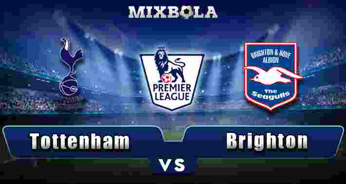 Tottenham Hotspur vs Brighton Hove Albion