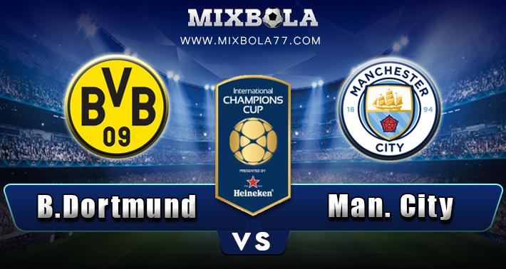 Prediksi ICC 2018 Borussia Dortmund Vs Manchester City 21