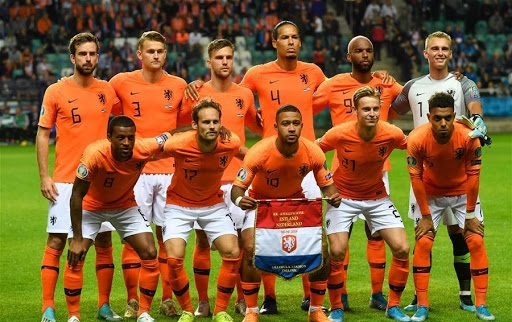 Jadwal Bola & Profil Timnas Belanda di EURO 2020 - MIX ...