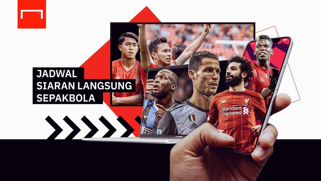 Jadwal Sepak Bola 2021 Liga Inggris, Italia, Spanyol dan ...